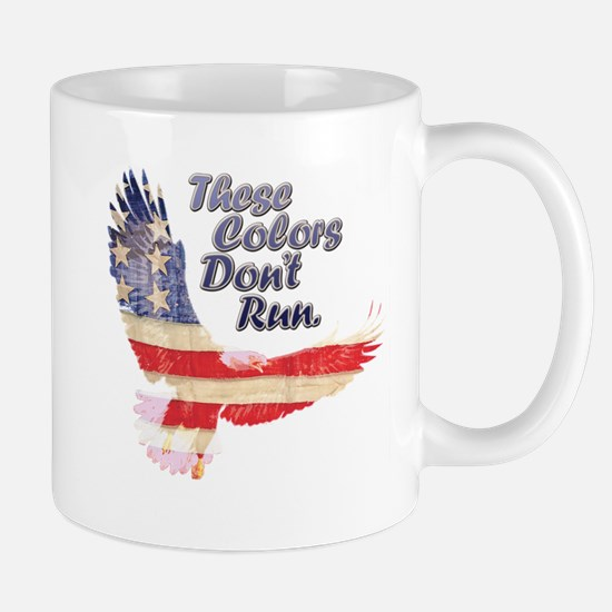 THESE COLORS DON'T RUN Mug