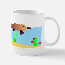 Platypus Make Poopie! Mug