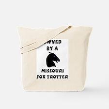Missouri Fox Trotter Tote Bag