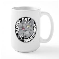 Stomp Out Brain Cancer Mug
