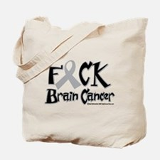 Fuck Brain Cancer Tote Bag