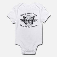 Brain Cancer Tribal Butterfly Infant Bodysuit