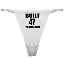 Cute Competition bbq Classic Thong
