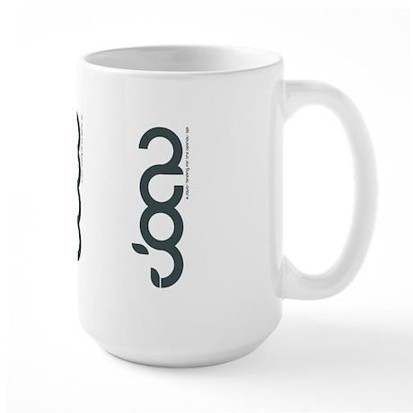 JOGL, JOCL and JOAL Large Mug