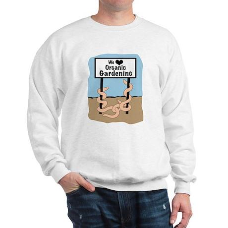 Organic Gardening Shirt Sweatshirt