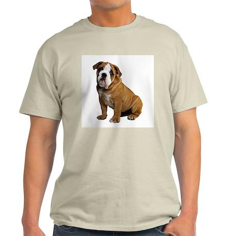 English Bulldog Light T-Shirt