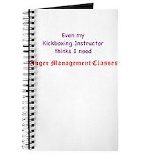 Funny Anger management Journal