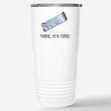 Duck Tape Travel Mug