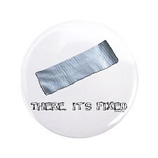 "Duck Tape 3.5"" Button"