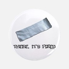 "Duck Tape 3.5"" Button"