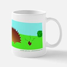 Hedgehog Make Poopie! Mug