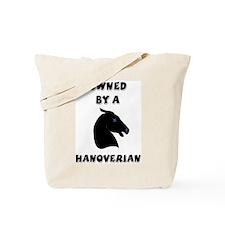 Hanoverian Horse Tote Bag