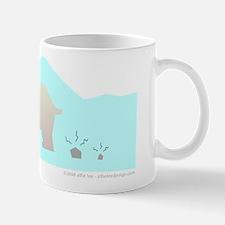 Polar Bear Make Poopie! Mug