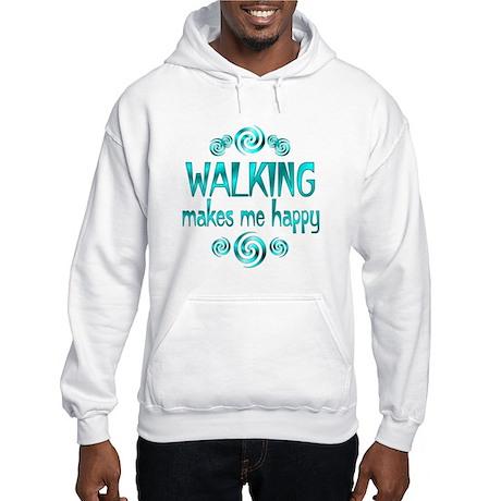 Walking Hooded Sweatshirt