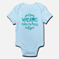 Walking Infant Bodysuit