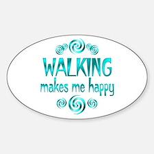 Walking Decal