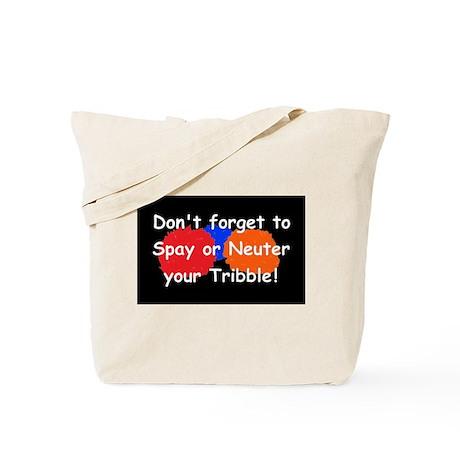 Star Trek Tribbles! Tote Bag