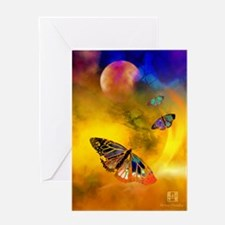 Butterfly Expansion Greeting Card
