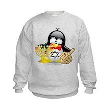 Penguin Hanukkah Sweatshirt