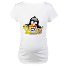 Penguin Hanukkah Shirt