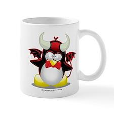 Devil Penguin Mug