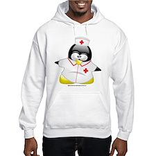 Nurse Penguin Jumper Hoody