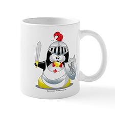 Knight Penguin Mug