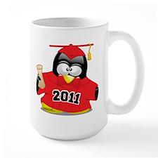 Graduating Penguin 2011 Mug