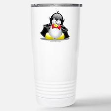 Vampire Penguin Travel Mug