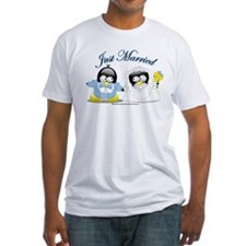 Penguin Wedding Shirt