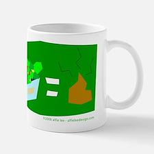Fruit & Vege make Poopie! Mug