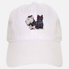 Scottish Highland Terriers Baseball Baseball Cap