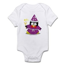 Wizard Penguin Infant Bodysuit