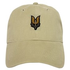 Baseball Cap/SAS Badge