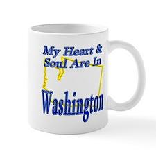 Heart & Soul - Washington Mug