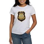 Haverhill Mass Police Women's T-Shirt