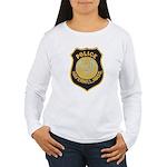 Haverhill Mass Police Women's Long Sleeve T-Shirt