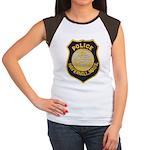 Haverhill Mass Police Women's Cap Sleeve T-Shirt