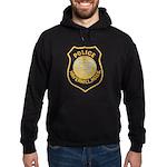 Haverhill Mass Police Hoodie (dark)