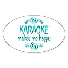 Karaoke Decal