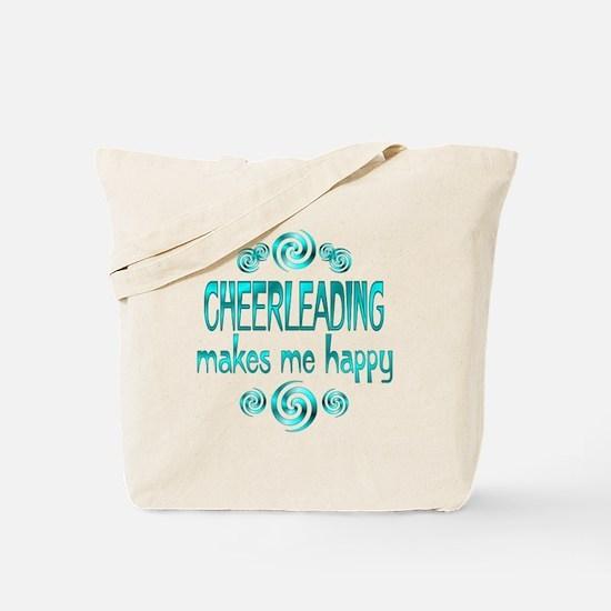 Cheerleading Tote Bag