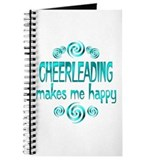 Cheerleading Journals & Spiral Notebooks