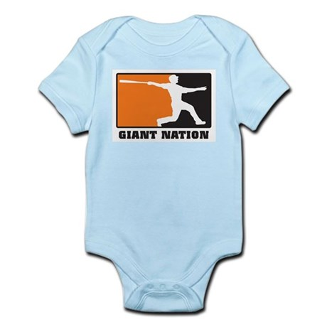 Giant Nation Infant Bodysuit