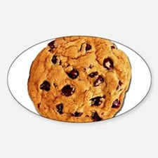 """""""My Cookie"""" Oval Decal"""