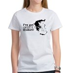I've Got Greece On My Shirt! Women's T-Shirt