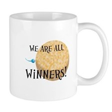We Are All Winners Mug