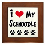 Schnoodle Framed Tiles