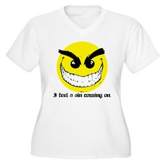 I Feel A Sin Coming On! T-Shirt