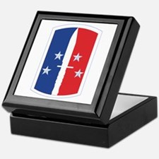 189th Infantry Brigade - SSI Keepsake Box