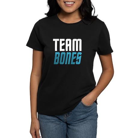 Team Bones Women's Dark T-Shirt